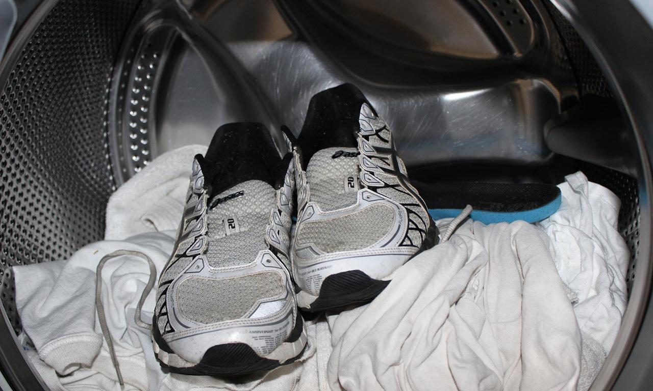 В стиральной машине автомат
